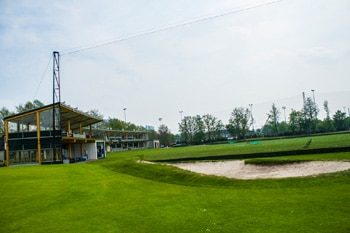 Golfles-borchland