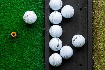 Golfles en golfaanbiedingen