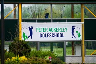 Peter Ackerley Golfschool