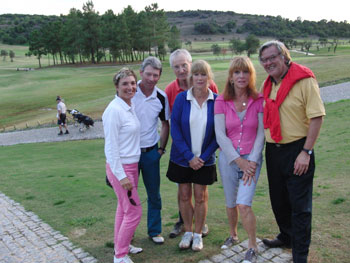 Golfreis Golfresort Morgado, Algarve-Portugal, 6 – 13 november 2011