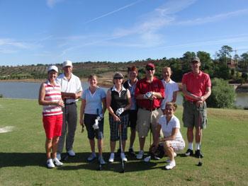 Golfreis Golfresort Morgado, Algarve-Portugal, 28 oktober – 4 november 2011
