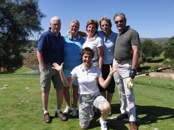 Golfreis naar Algarve-Portugal, 14 – 21 maart 2012