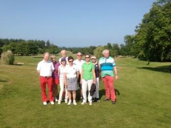 Golfreis naar Druids Glen (Wicklow, Ierland), juli 2013