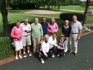 Golfweekend Ahaus, Duitsland, 30 augustus t/m 2 september 2013