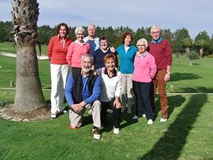 Golfreis Club Robinson, 3 t/m 10 januari 2014