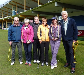 Cursus Golf-Fit Basis Plus 2015