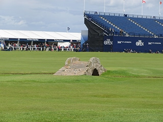 golfreis the open schotland