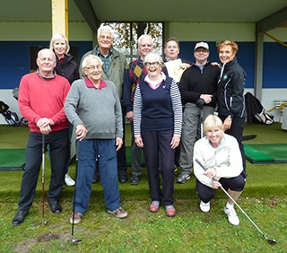 Cursus Golf-Fit Basis Plus ++ najaar 2015