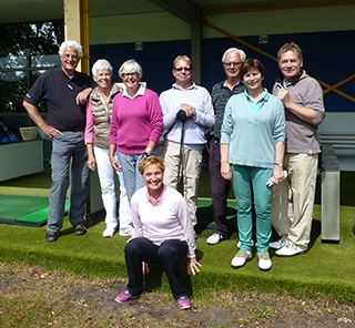 Golf-Fit Basis Plus cursus / 5 april-14 juni 2016