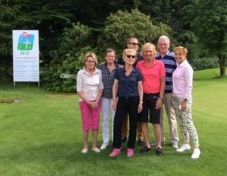 Een goede golftraining en gezellig ontspannen op Crossmoor bij Weert! 24 t/m 26 juni 2016