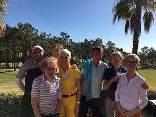 7 daagse wintertraining van Iron shirt of golf in Islantilla Golf Resort in Spanje 3t/m/ 10 februari 2017