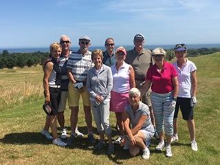 Golfreis Ierland 16 t/m 21 juli 2017