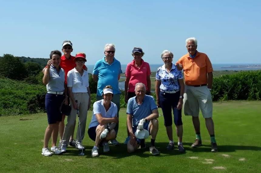 Golfreis Wales